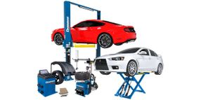 Dannmar Unveils Upgraded Car Lifts, Wheel Service Equipment