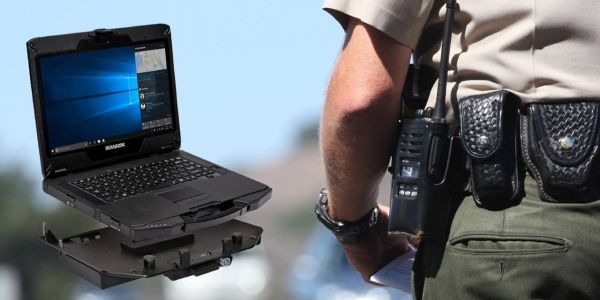 The semi-rugged unit offers computing power, storage capability, connectivity, and enhanced...