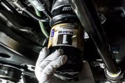 Baxter Performance adapters work with standard spin-on oil filters, are easily installed, and...