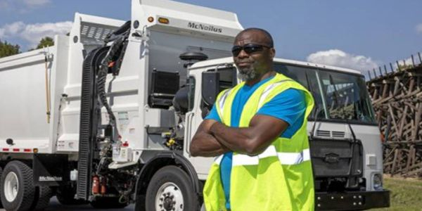 CartSeeker curbside automation brings artificial intelligence to waste collection, reducing...