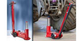 Stertil-Koni Debuts Five New Air/Hydraulic Jacks