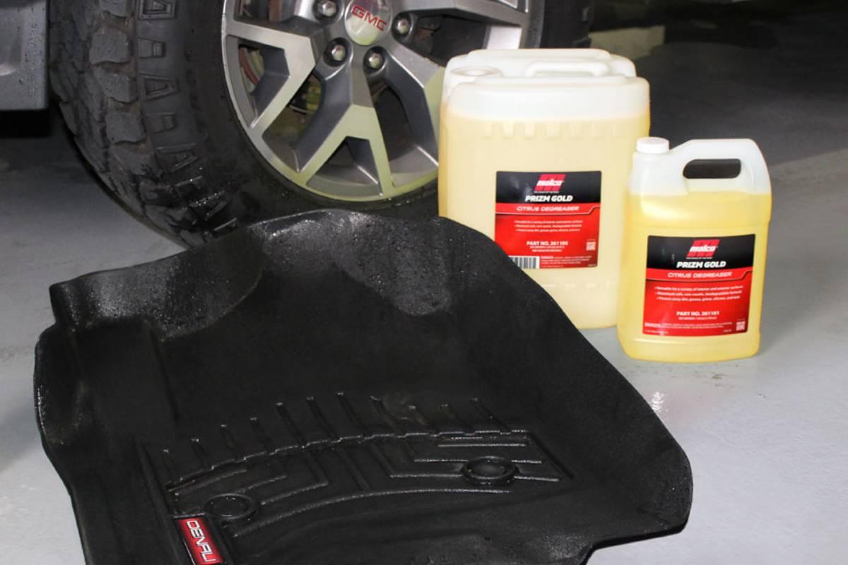Malco Automotive Launches Prizm Gold Citrus Degreaser