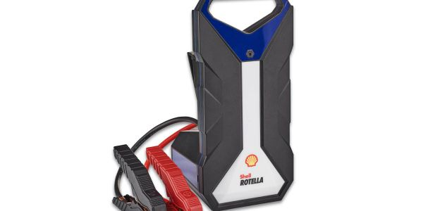 Shell jump starters feature high starting currents that can jump start both diesel and gas...