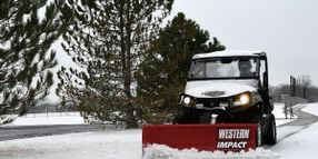 Western Products Unveils Plow & Drop Spreaders for UTVs