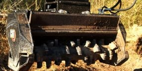 Cat Mulchers Bring Reliable Performance, Easy Maintenance