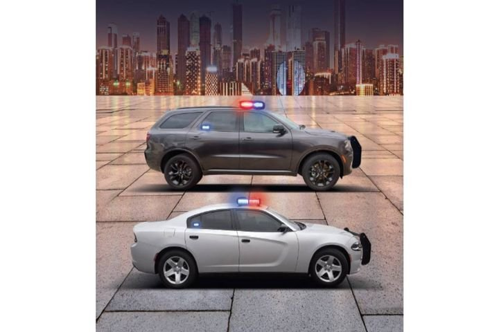 The company has released console boxes, push bumpers, and more for the 2018+ Dodge Durango and the 2011+ Dodge Charger. - Photo: Gamber-Johnson