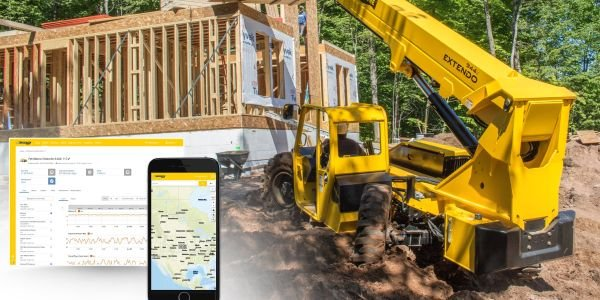 X-Command allows users to remotely track a machine's location and observe data points such as...