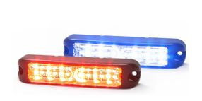 Code 3 Dual-Color Ford PIU Grille Insert Light