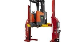 Forward Lift Introduces Frame-Engaging Mobile Column Lift Adapters