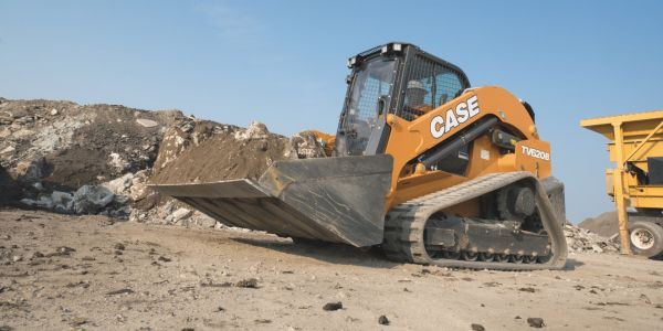 The Case TV620B is built to simplify heavy work such as cold planing, mulching, heavy material...