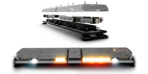 12+ Series Vantage Light Bar