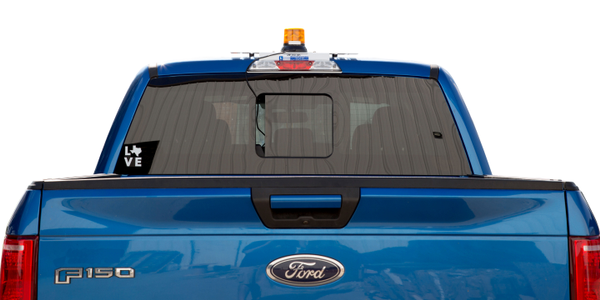 Spotlight Mounting Plate for Ford Super Duty
