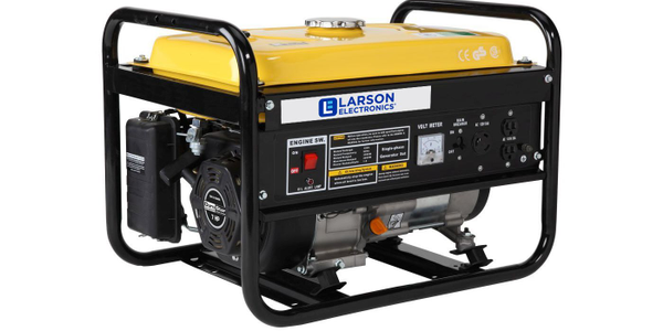 Portable Gas-Powered Generator