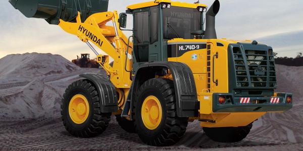 HL740-9 & HL757-9 Wheel Loaders