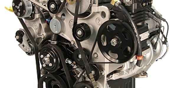 PIthon Propane Autogas Engine