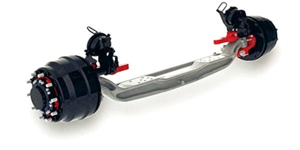 EZ Trac All-Wheel Drive System
