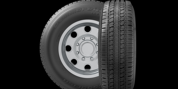 Commercial T/A All-Season 2 Light Truck Tires