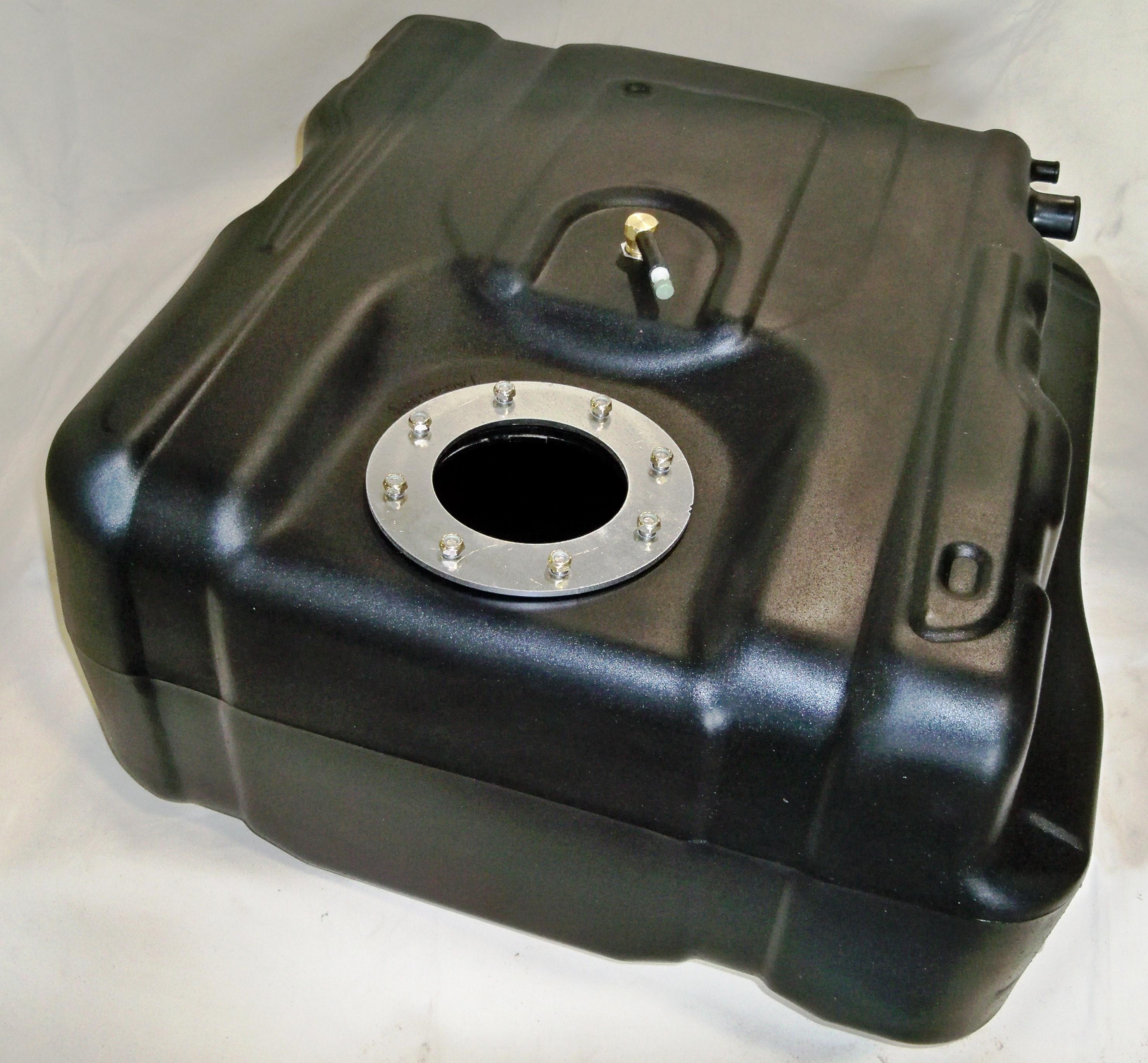 Rear-Aft Fuel Tank
