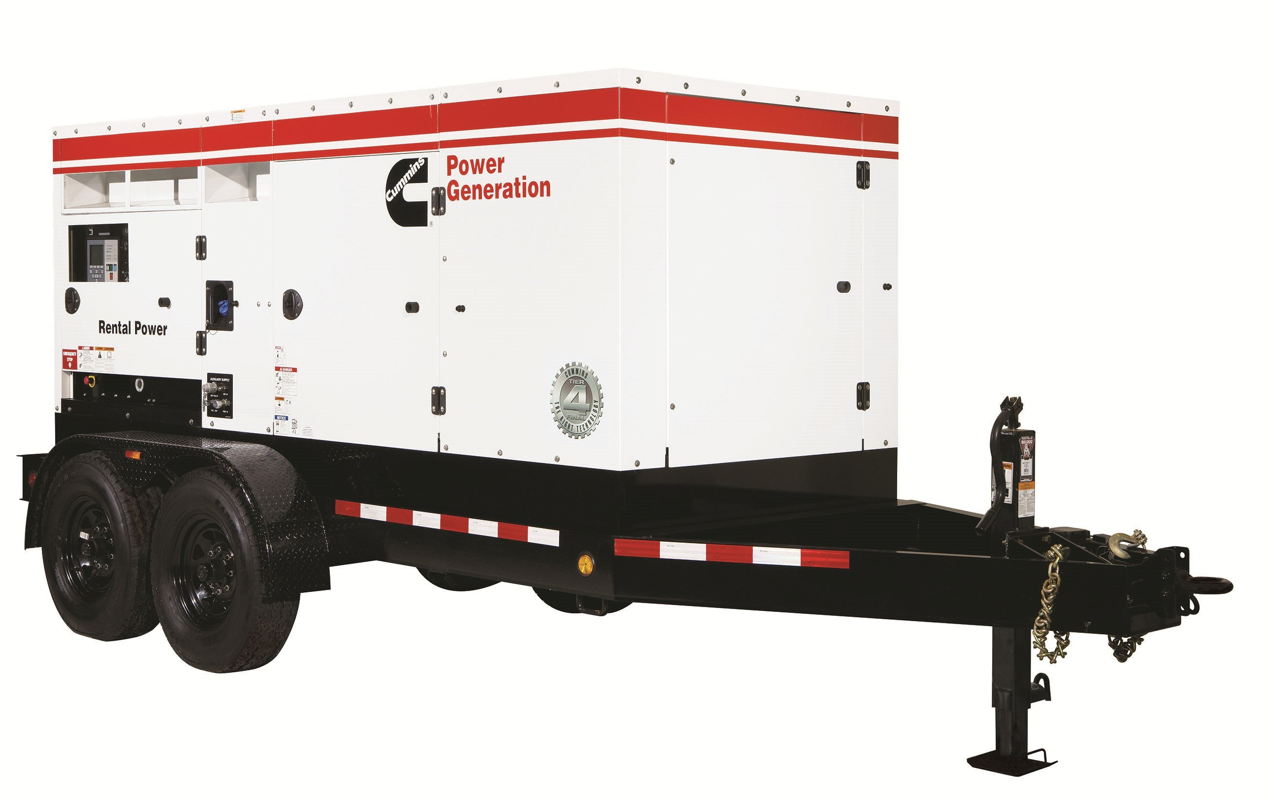 Tier 4 Final Generator Set