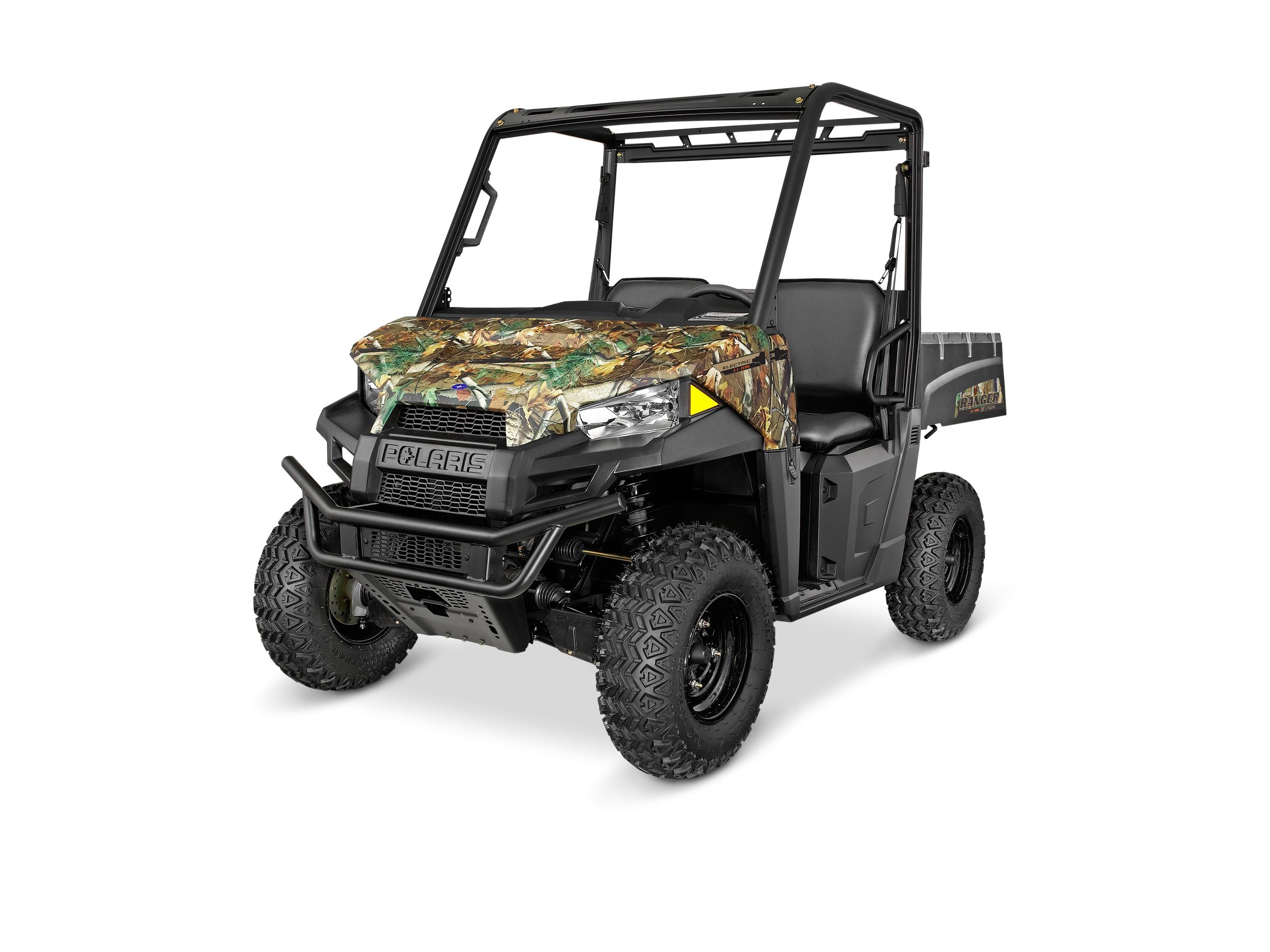 Ranger EV Li-Ion Pursuit Camo
