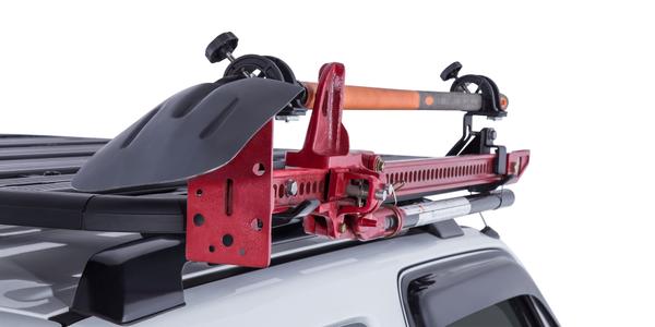 Shovel/Spade/Axe Mounting Bracket