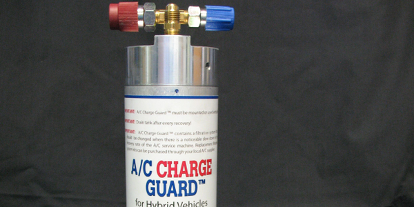 A/C Charge Guard Hybrid Vehicle A/C Filter