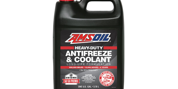 Amsoil Heavy-Duty Antifreeze and Coolant
