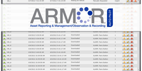 ARMOR Monitoring and Vehicle Diagnostics Add-On Software Modules