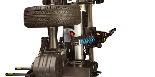 The new John Bean Dual Bead Breaking Tire Changer is leverless, which prevents tire bead and...