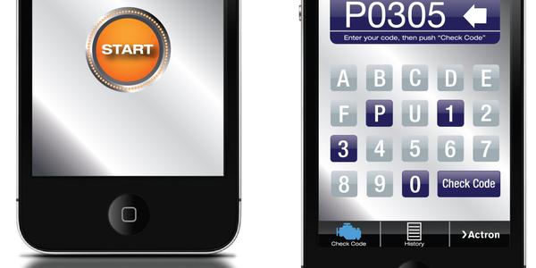 InfoMobile Lite Vehicle Trouble Code Smartphone App