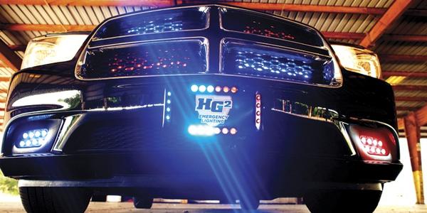 HG2 Crossfire Tag Bezel