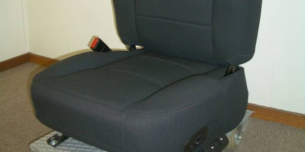Ford Crown Victoria Replacement Seat Cover and Foam