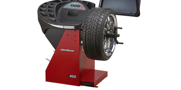 B400L Wheel Balancer