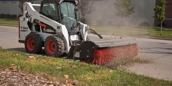 Bobcat 500 loader