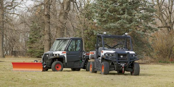 3600 & 3650 Hydrostatic Utility Vehicles (UTVs)