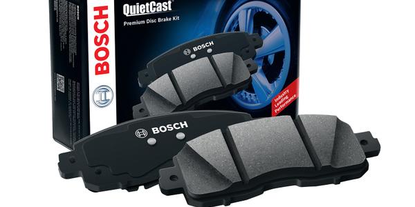 Quietcast Disc Brake Pads