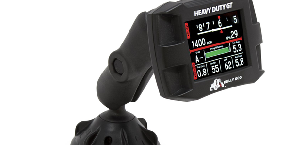 Heavy-Duty Engine Gauge Tuner