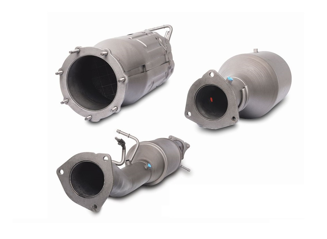Remanufactured Diesel Particulate Filters