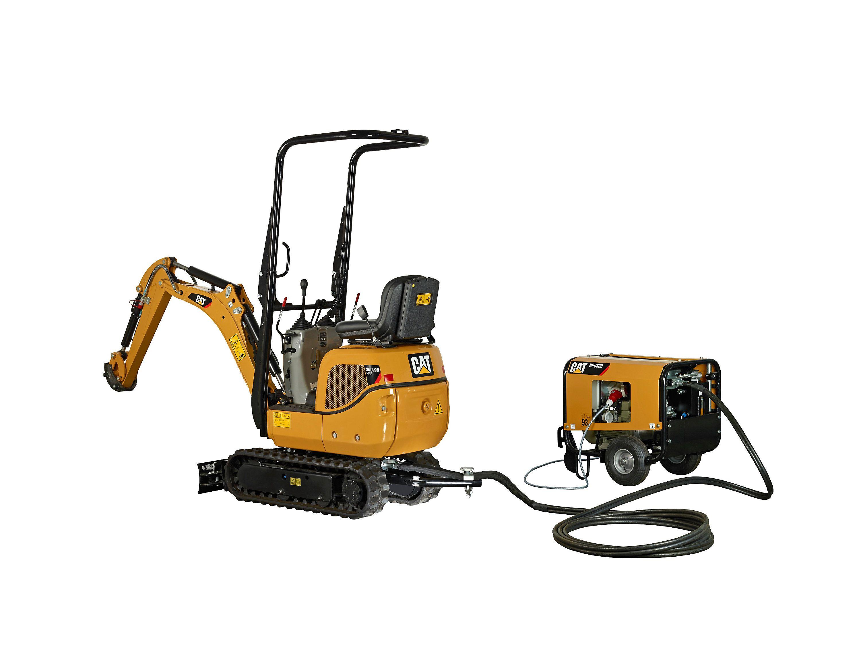 300.9D VPS Mini Hydraulic Excavator