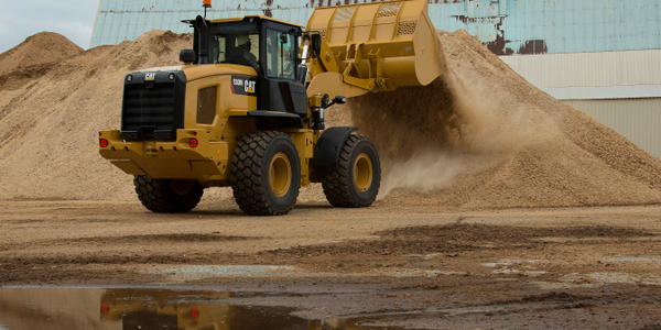 Cat 930M. Photo courtesy of Caterpillar