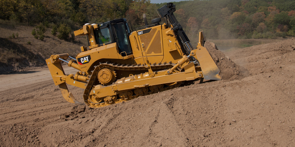 Photo courtesy of Caterpillar