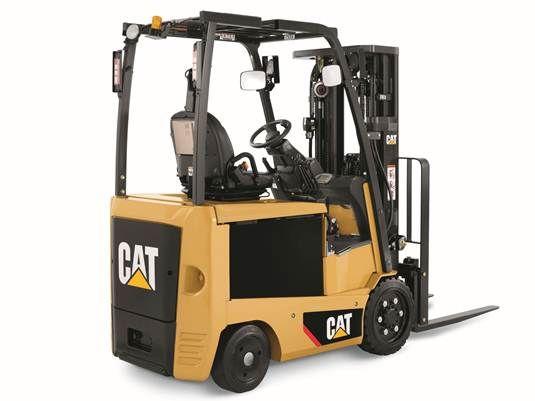 Hydraulic Lift Cushion : Ec n ln series electric cushion tire lift trucks