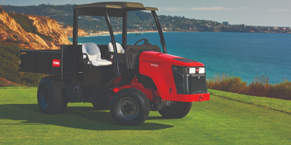 Photo of Outcross 9060 Tractor/Utility Vehicle courtesy of Toro