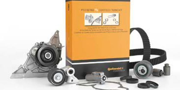 Pro Series Plus Timing Kits for Timing Belt and Water Pump Service