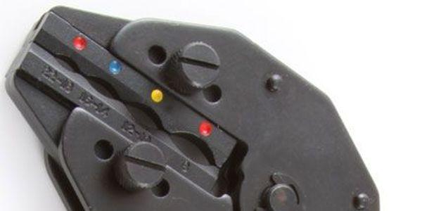 Ratchet Crimp Tool for 22-8 Ga. Heat Shrink Connectors