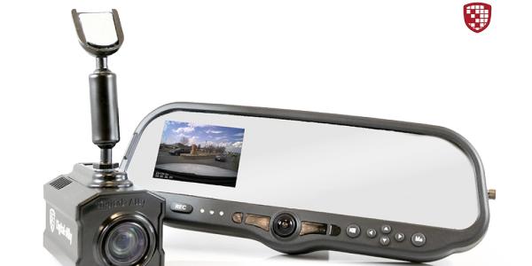 DVM-800 HD In-Car Video System