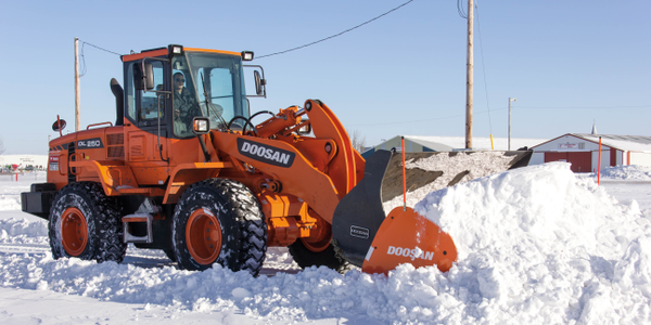 Photo courtesy of Doosan