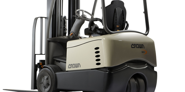 Crown Equipment Corp.'s SC 5200 Series forklift.