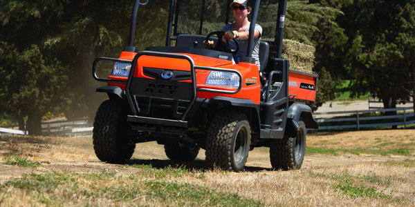 RTV900XT 4WD Utility Vehicle