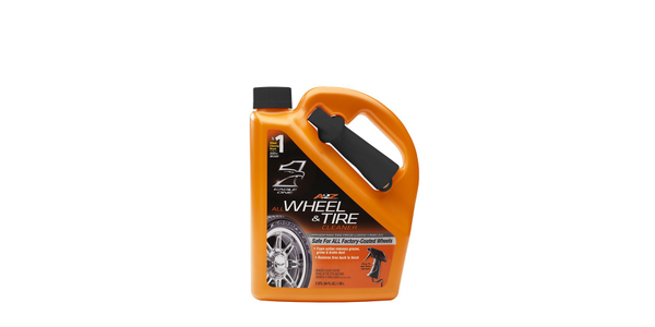 A2Z Wheel and Tire Cleaner